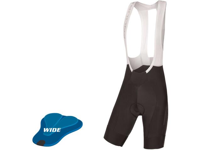 Endura Pro SL DS II Bib Shorts Brede Pad Dames, black